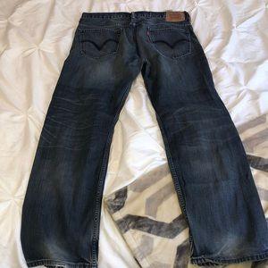 Vintage Levi's 569 jeans 👖!